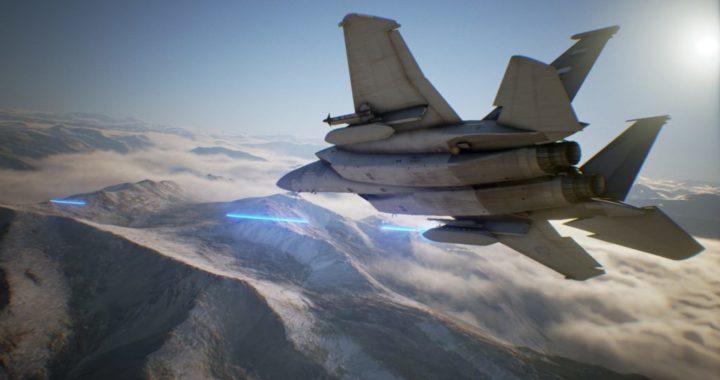 Gamescom 2018: Ace Combat 7- Новый геймплеиный трейлер