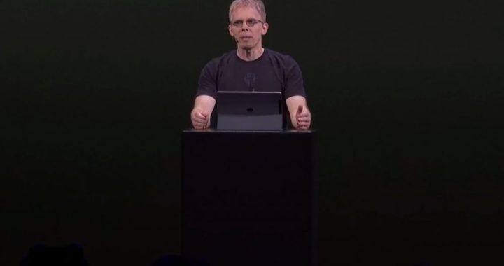 Джон Кармак о продажах и успехах Oculus GO
