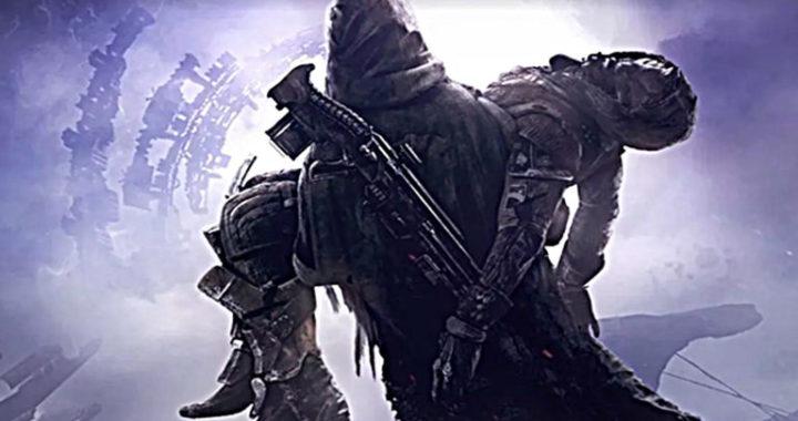 Памяти Cayde-6 из Destiny 2 посвящается