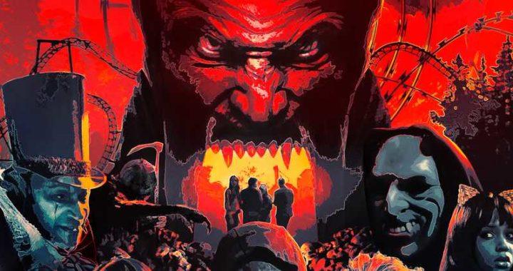 Монстры — поддельные, но террор реален в новом ретро-приключении Hell Fest