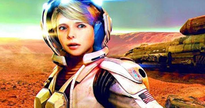 Unearthing Mars 2: Продолжение футуристической игры для Playstation VR