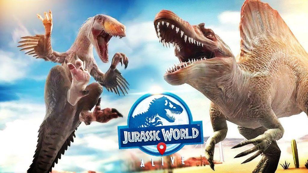 картинка к Jurassic World