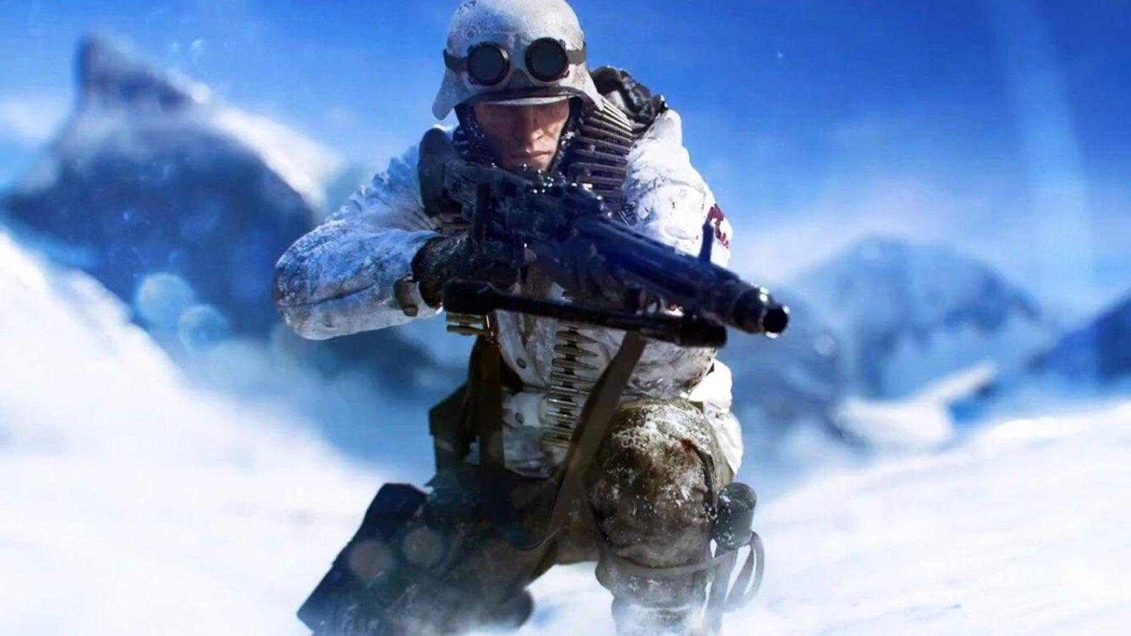 Картинка к видео игре battlefield 5