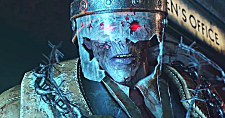 Новый «Call Of Duty: WWII» Shadow War DLC — Cюжетная линия Zombies