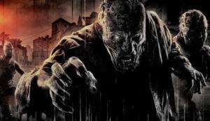 баннер к игре про зомби