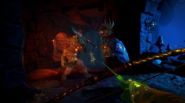 """""""Karnage Chronicles"""" Добавляет Многопользовательский Режим в Oculus Store"""