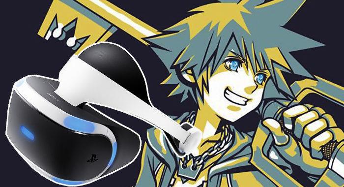 Kingdom Hearts | VR опыт для Playstation VR