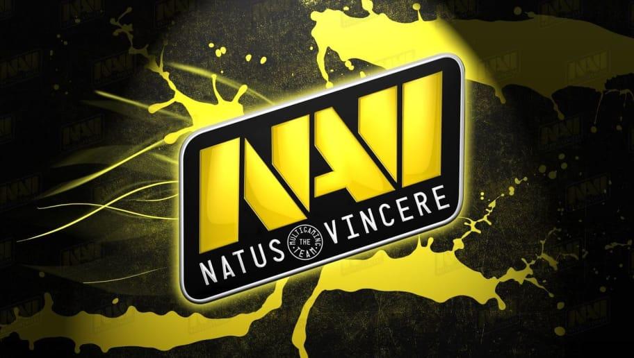 Логотип Natus Vincere