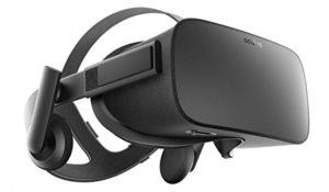 Фото шлема Oculus Rift