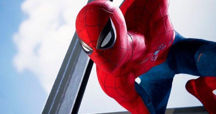 SPIDER MAN — официальный кинематографический трейлер 2018