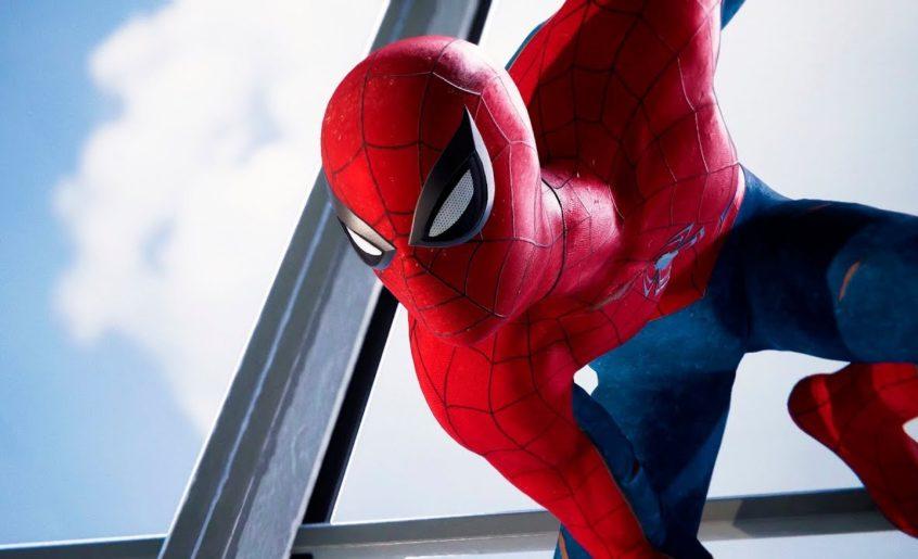 картинка человек паук