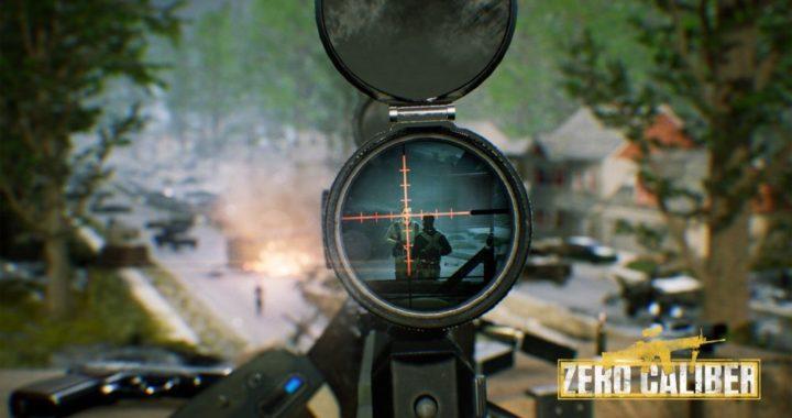 Zero Caliber — подтверждение поддержки PSVR
