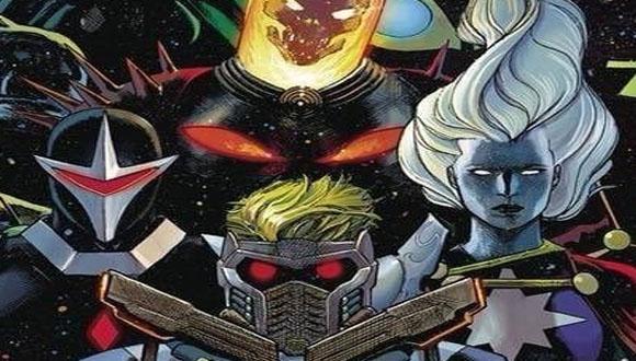 Новый состав Стражей Галактики. В него войдут шесть героев!