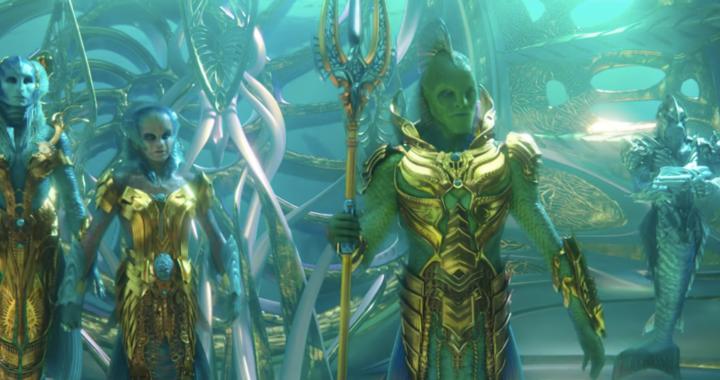 Новый трейлер: Aquaman имеет классический вид и драйвовый экшен