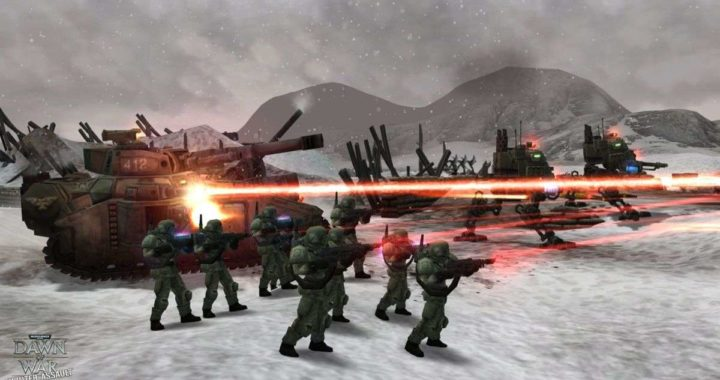 Warhammer 40,000: Dawn of War — Winter Assault