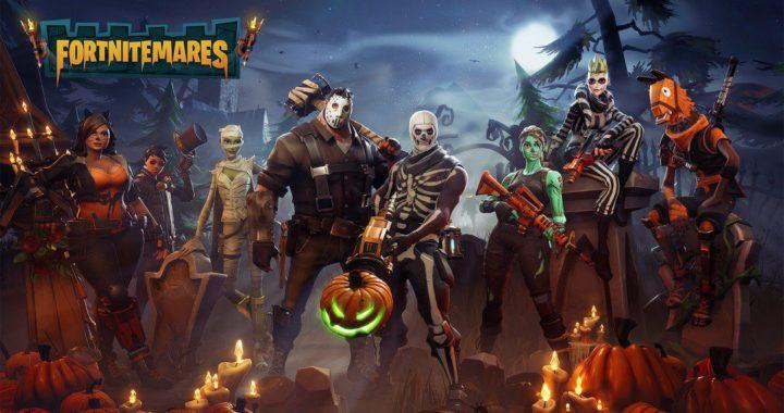 Fortnite: обновление 6.20 на хэллоуин