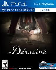 Déraciné vr