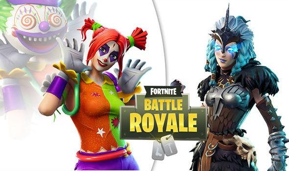 Fortnite Battle Royale: Все Скины и их стоимость в V-Bucks