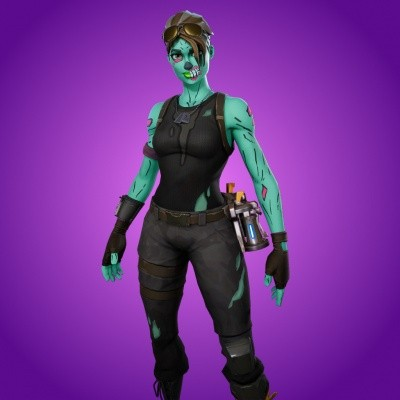 Ghoul Trooper