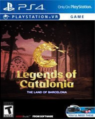 Legends of Catalonia: The Land of Barcelona