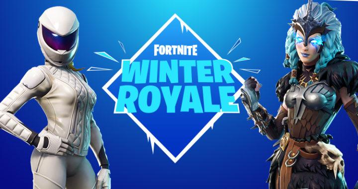 Открытое соревнование по Fortnite Winter Royale с призом в 1 000 000 $
