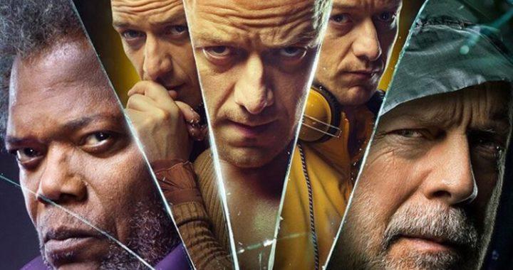 Новый плакат к триллеру «Стекло» с Уиллисом, Джексоном и МакЭвоем