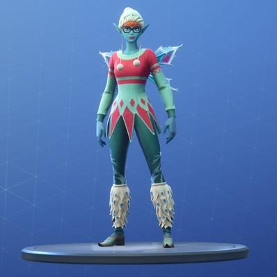 снежная фея