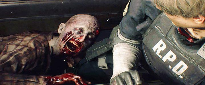 Предстартовый трейлер Resident Evil 2