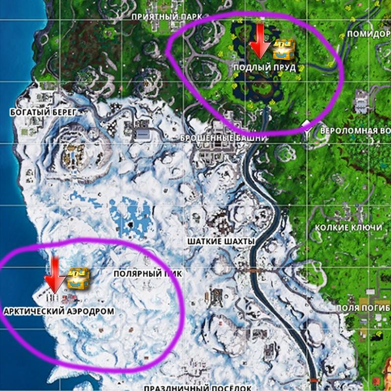 карта_фортнайт