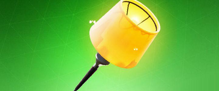 Fortnite Кирка Лампа (LAMP)