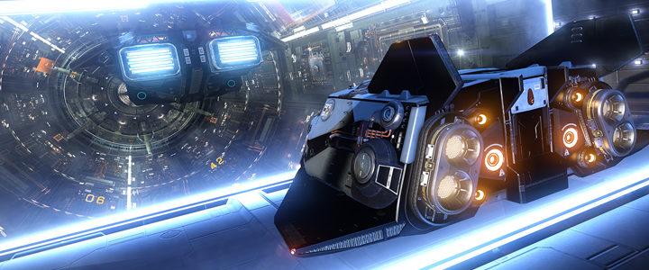 Elite Dangerous VR. Обновление 3.3.03