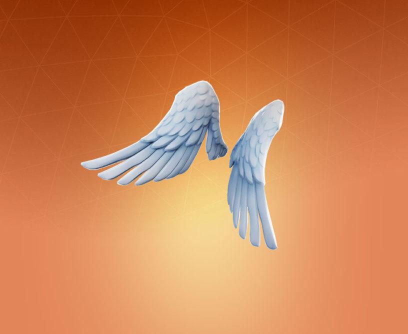 снежные крылья