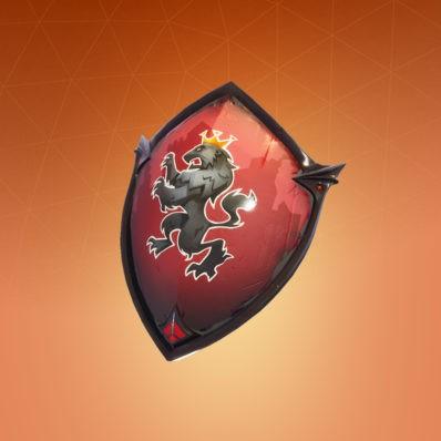 красный щит