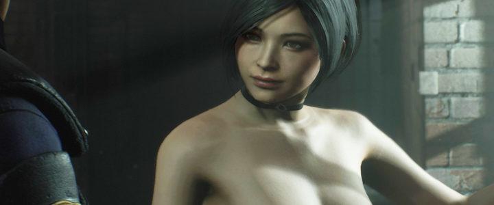 Новые моды для Resident Evil 2 Раздевают Аду Вонг и Тирана