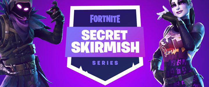 Прямая Трансляция с Турнира Secret Skirmish (Финал)