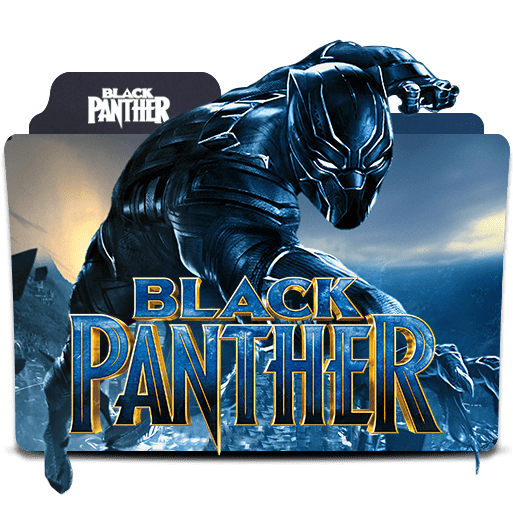 black_panter_folder_icon_by_andreas86-dcmbfph