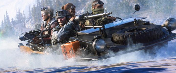 Карта Battlefield V Firestorm в 10 раз больше, чем предыдущие карты BF.