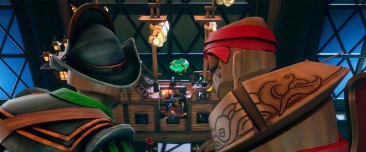 Corsair's Curse — это Приключение в Жанре Виртуальной Реальности