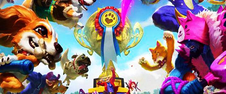 League of Legends Новые Эпические Скины Кошки против Собак