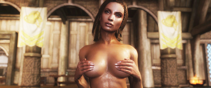 The Elder Scrolls 5: Skyrim  22 Мода, Делающих из Игры Порно (18+)