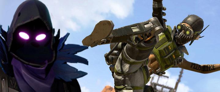 Действительно ли Apex Legends убийца Фортнайт? Реакция Гендиректора Epic Games.