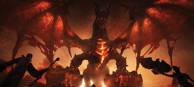 World of Warcraft Еженедельное Событие: Путешествие во Времени — Cataclysm