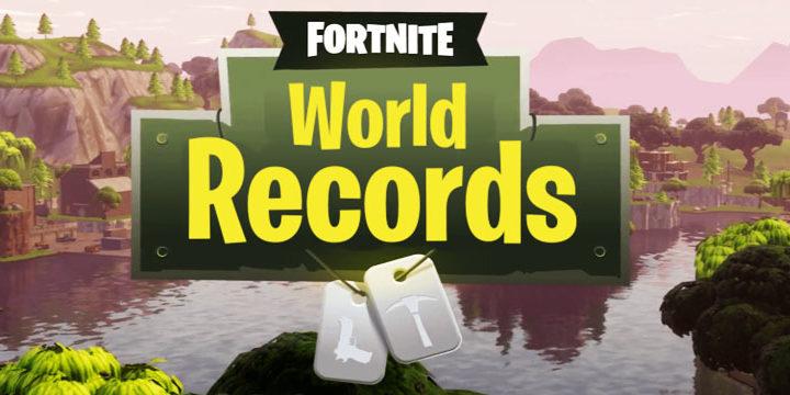 Полный Список Мировых Рекордов Fortnite — Обновлено 14 мая 2019 г.