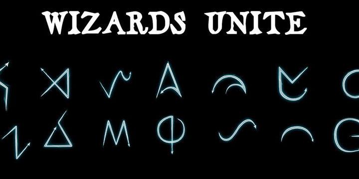 Список Всех Заклинания в Harry Potter: Wizards Unite