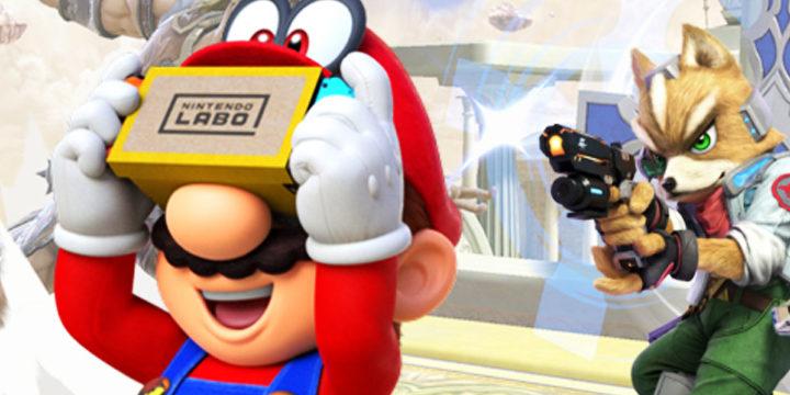 Super Smash Bros Ultimate Получил Поддержку VR (Виртуальной Реальности)