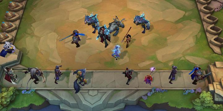 Teamfight Tactics в Лиге Легенд: Все Комбинации Предметов
