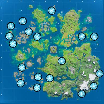 карта-фортнайт